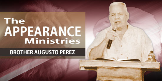 Click to watch: The APPEARANCE Ministries Shows!