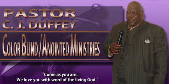 Click to watch: Color Blind / Anointed Ministries Shows!