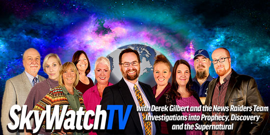 Click to watch: SkyWatchTV Shows and News!